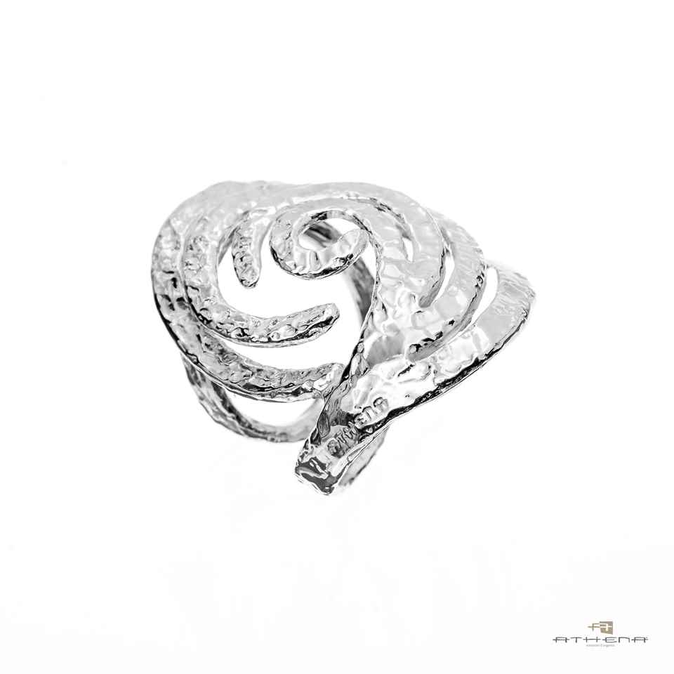 Anello in argento 925‰ naturale | at1036