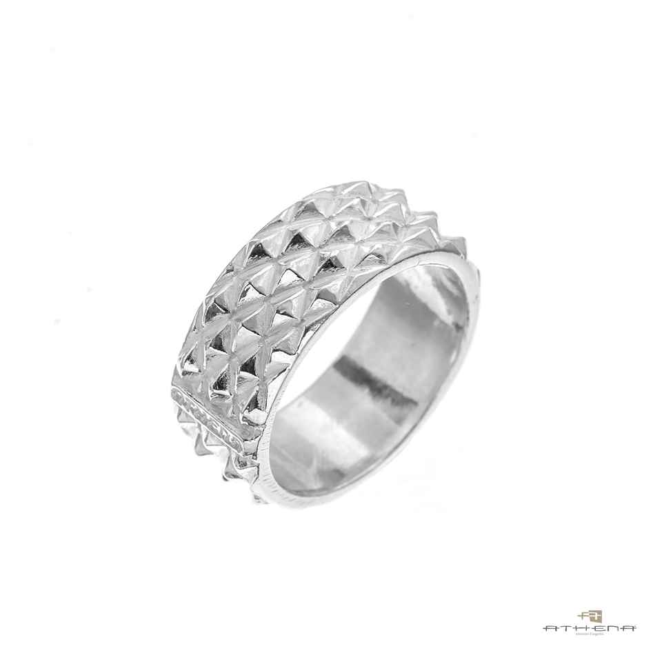 Anello uomo in argento 925‰ naturale | at1041