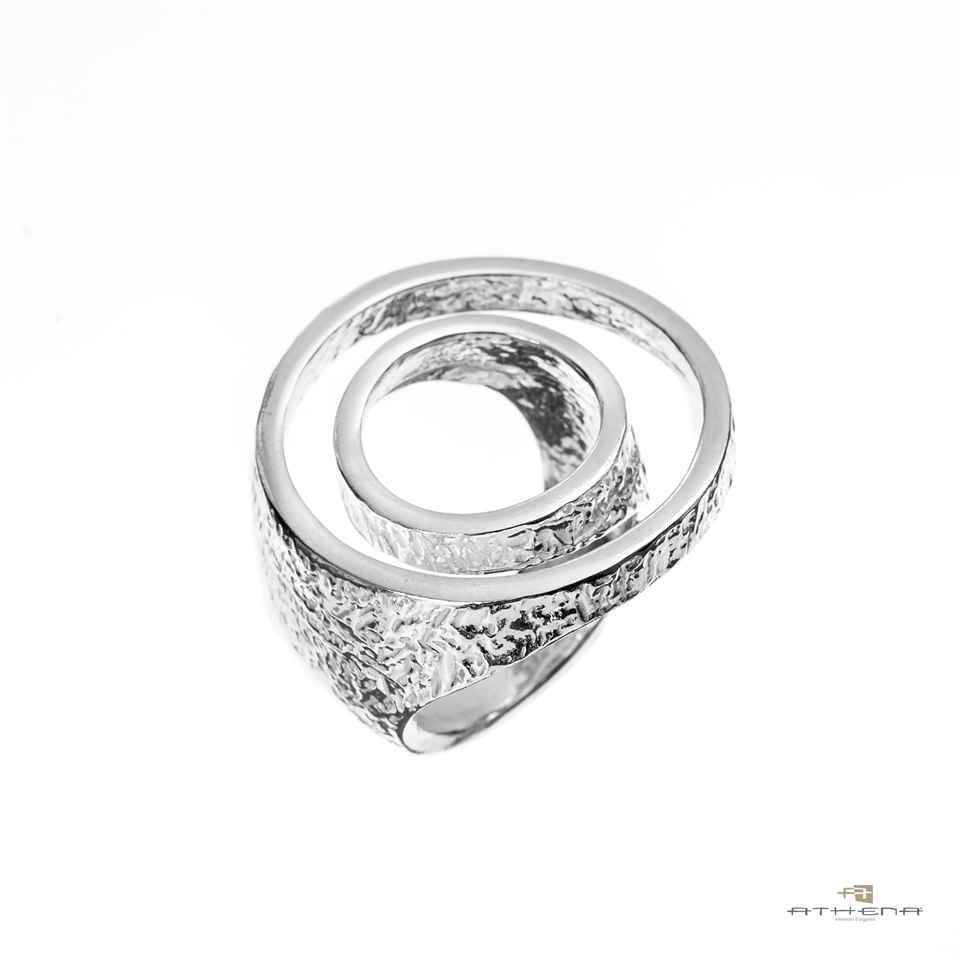 Anello in argento 925‰ naturale | at1077