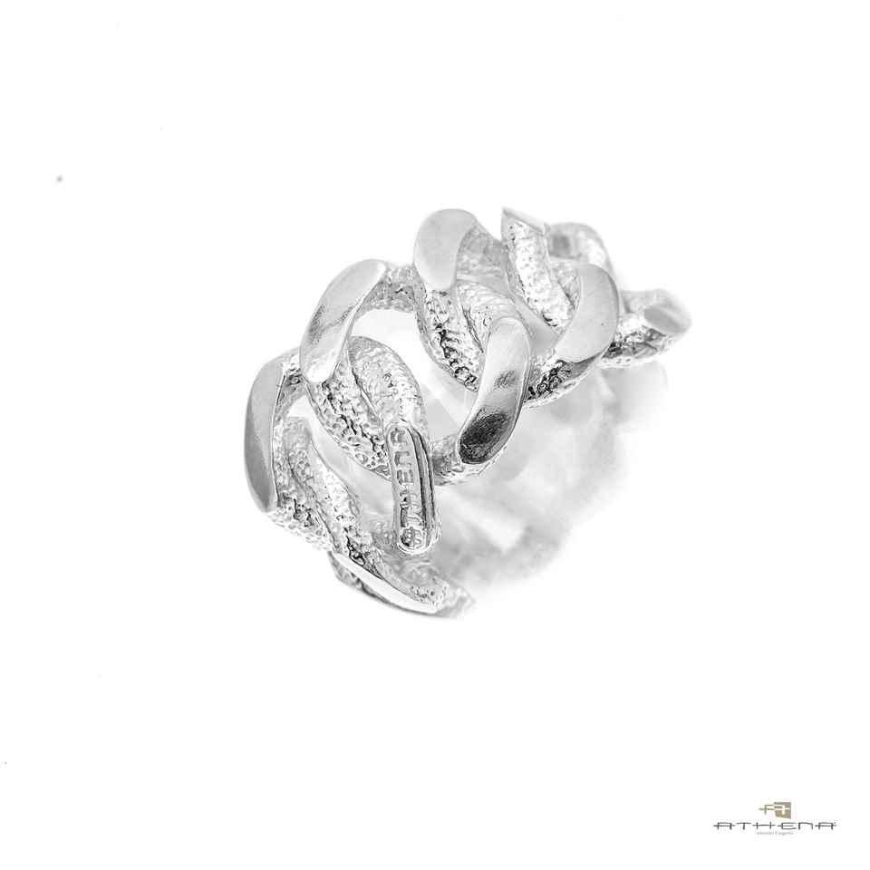 Anello in argento 925‰ naturale | at1081