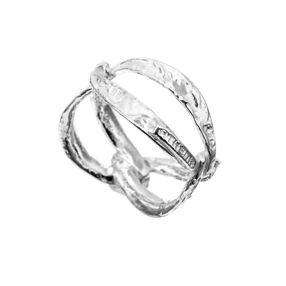 Anello in argento 925‰ naturale | at1087