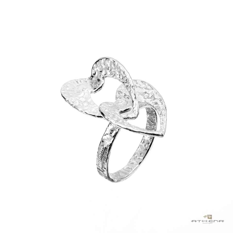 Anello in argento 925‰ naturale | at1092