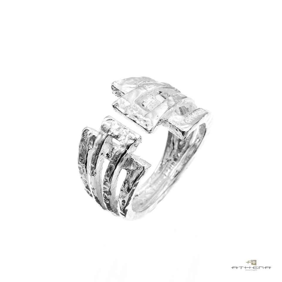 Anello in argento 925‰ naturale | at1095
