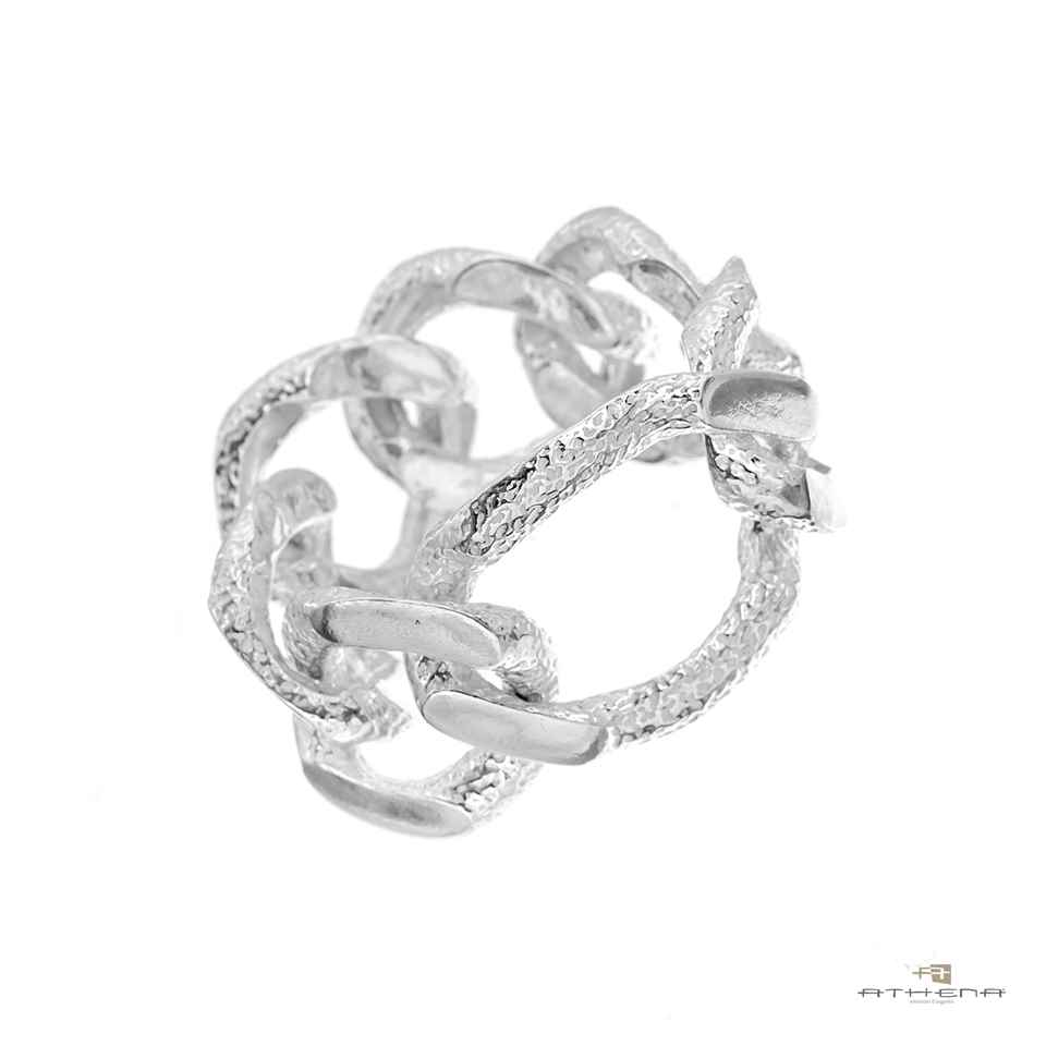 Anello in argento 925‰ naturale | at1096