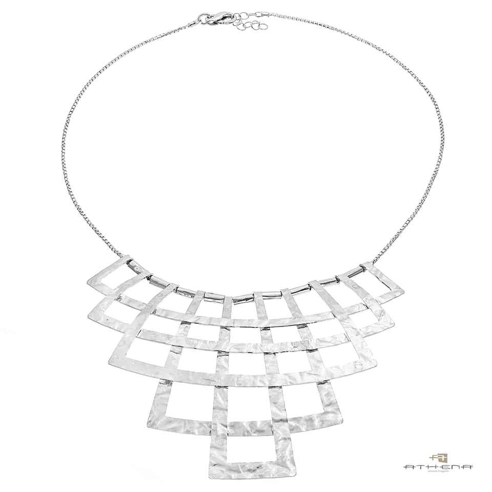 Collana in argento 925‰  naturale | cn6042