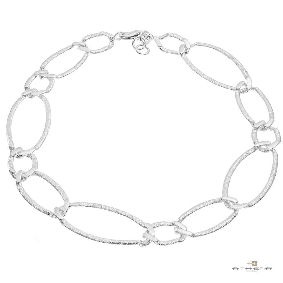 Collana in argento 925‰  naturale | cn6045