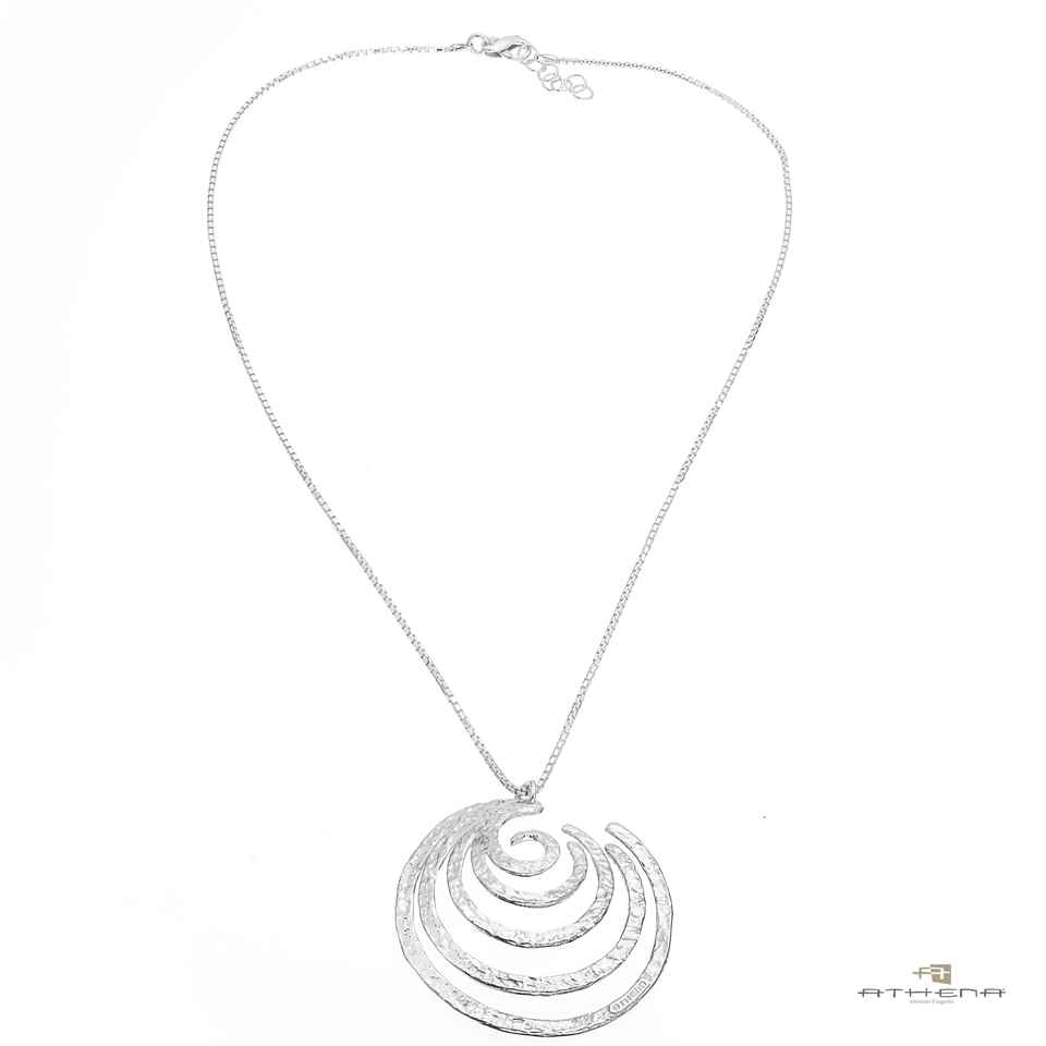 Collana in argento 925‰  naturale | cn6048