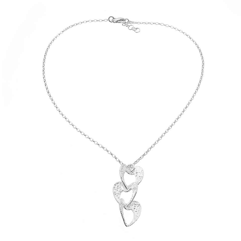 Collana in argento 925‰  naturale | cn6050