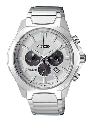 Crono 4320 - Citizen - Super Titanium
